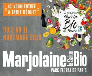 Salon Marjolaine Paris 2019