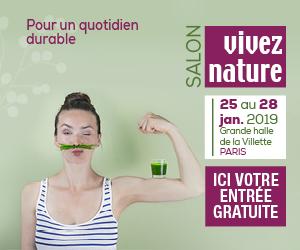 Salon Vivez Nature Paris_Janvier 2020