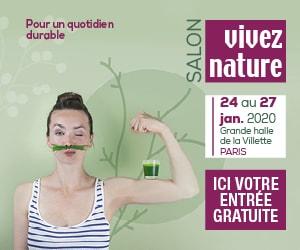 Vivez Nature Paris 2020
