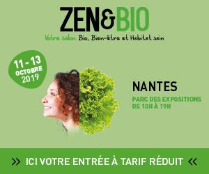 Salon Zen et Bio Nantes 2019
