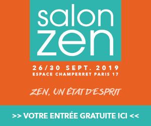 Salon Zen Sept. 2019 entrée gratuite