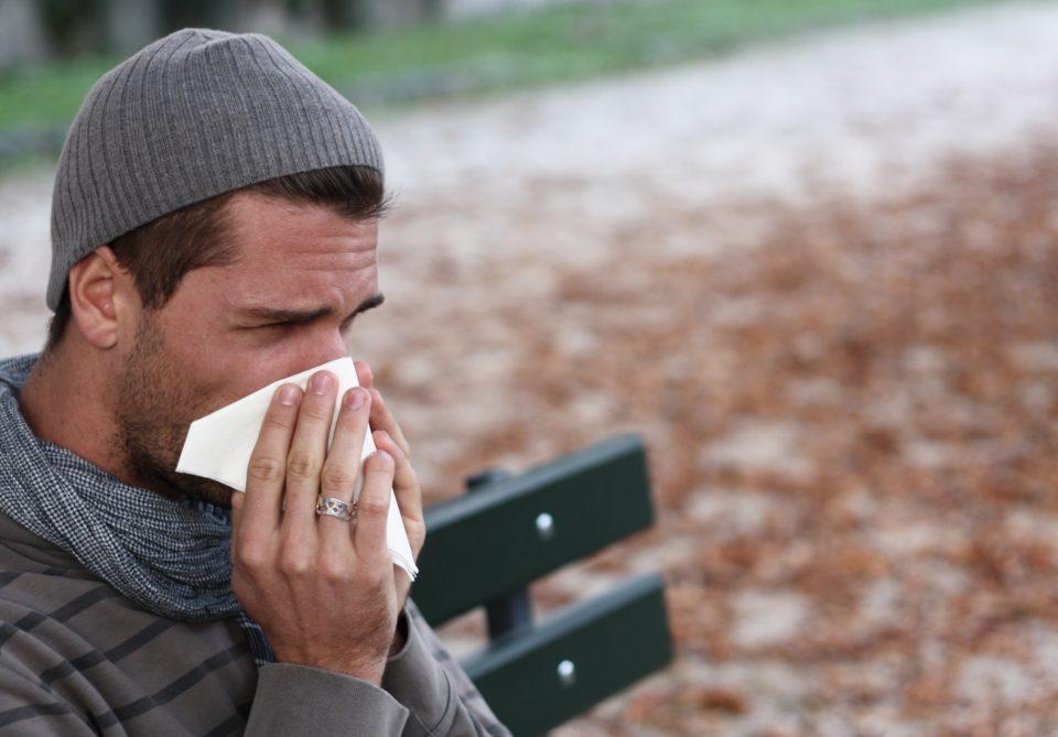 Guérir d'un rhume rapidement