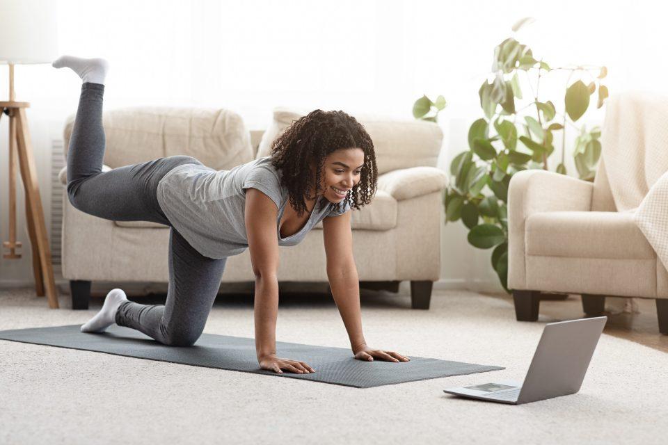 Fitness à la maison_confinement_Solutions santé naturelle
